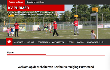 KVPurmer - Korfbal verreniging Purmerend