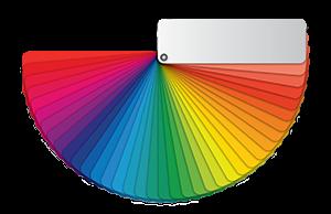 Kleurwaaier webdesign