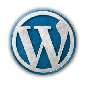 Wordpress logo cirkel